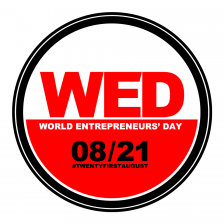 August 21 Is World Entrepreneurs Day