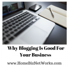 Why Blogging is good for business in 2018