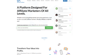 Wealthy Affiliate Review Up Date 2020 What's New