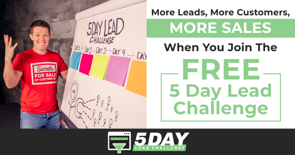 clickfunnels five day lead challenge